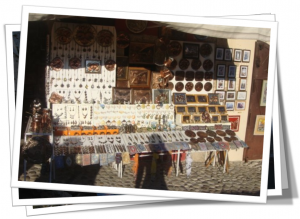 Res till Bosnien - Mostar - Gamla stan