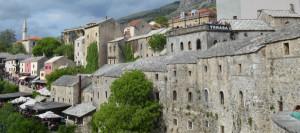 Restillbosnien Mostar