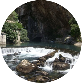 Res till Bosnien - Buna